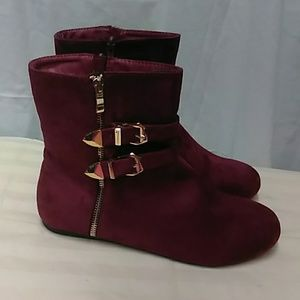 Shoes - NWOT Forever Ankle Boots